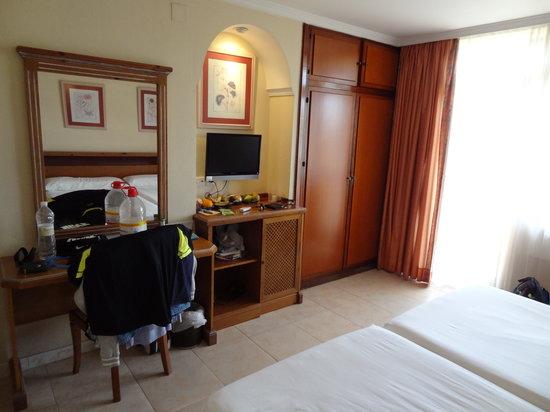 Hotel San Cristobal: номер 2