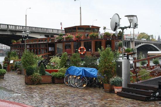 Boat Hotel Matylda Ristorante