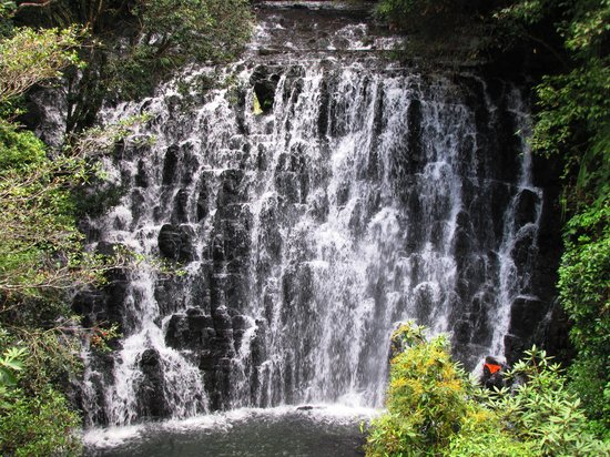 Shillong, India: first cascade