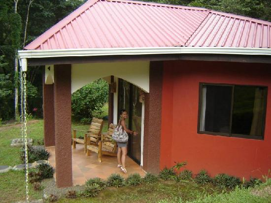 La Cacatua Lodge: Our studio, a home away from home :)