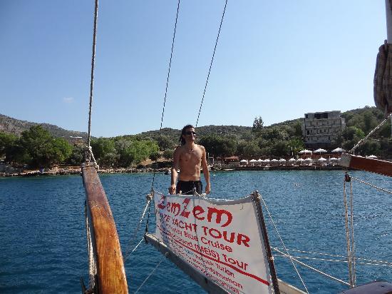 ZemZem Boat: Zem Zem