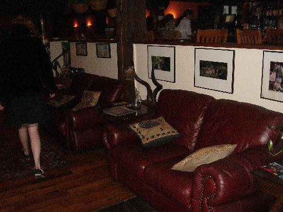 The Shebeen : inside lobby area