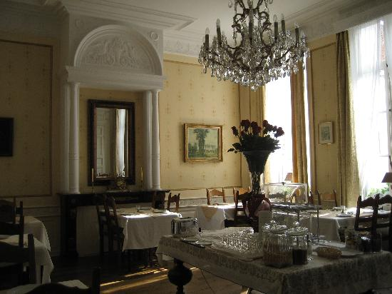 Hotel Patritius: Breakfast room