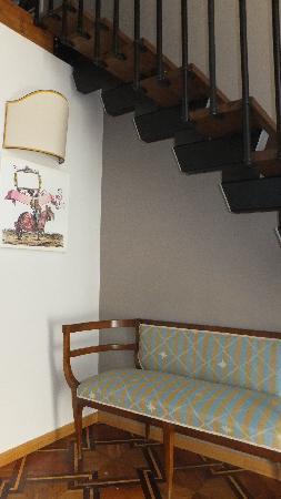 Residenza Giuseppe Verdi: Sitting area