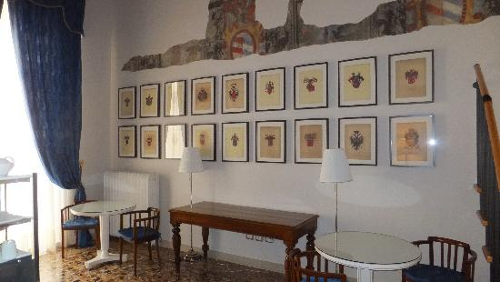 Residenza Giuseppe Verdi: Breakfast room