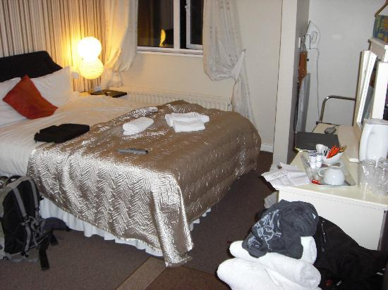 Amber Hill Bed and Breakfast: our room