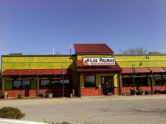 Las Palmas Mexican Restaurant Mason City Ia