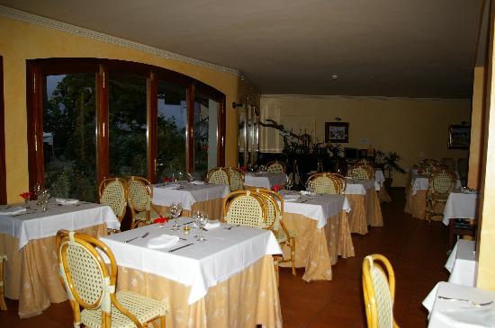 Calafell, Spanien: comedor