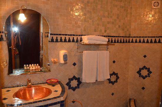 Riad Ibn Khaldoun: baño