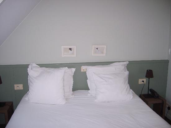 布魯日牆壁酒店照片