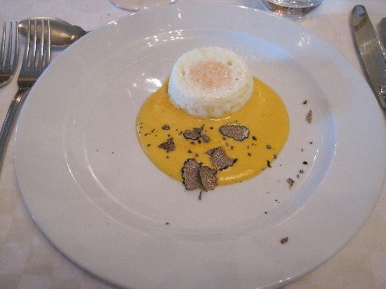 Eremo della Gasprina : ovo cocotte