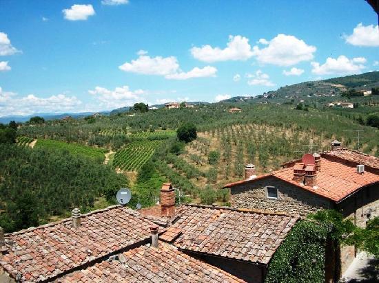 View from La Torretta