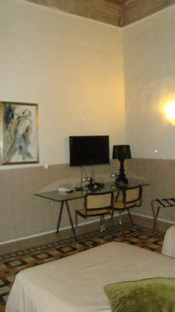 Belle Arti Resort: the room