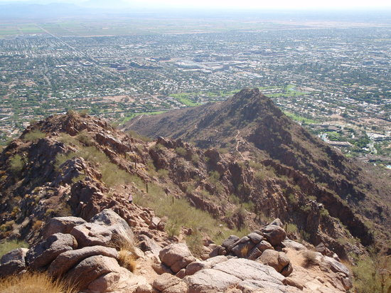 Image result for arizona camelback hike