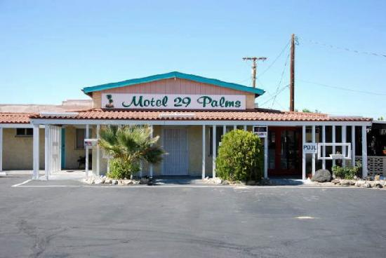 Motel 29 Palms Picture