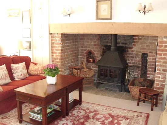 Dux Court B&B: Sitting Room