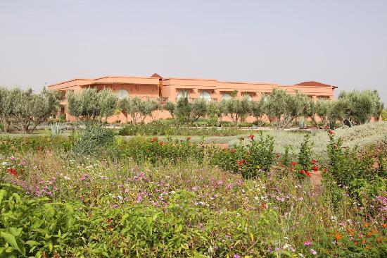 Vatel Hotel Golf & Spa: Exterieur Hôtel Vatel Marrakech