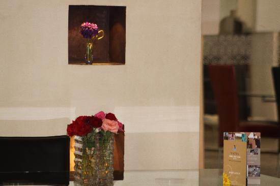 Vatel Hotel Golf & Spa: lobby