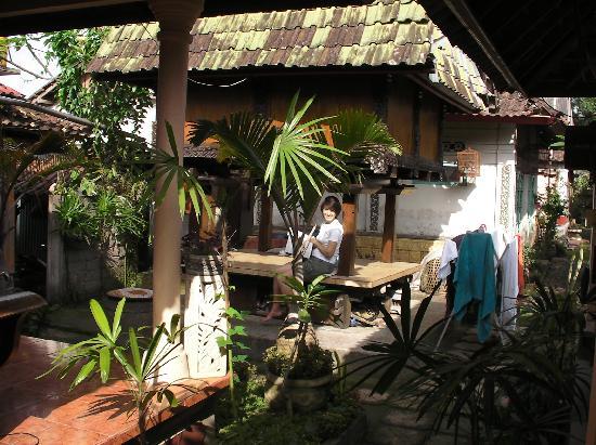 Bali Homestay: Wayan's home