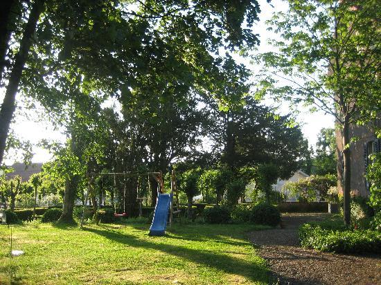 La Maison des Buis: le jardin