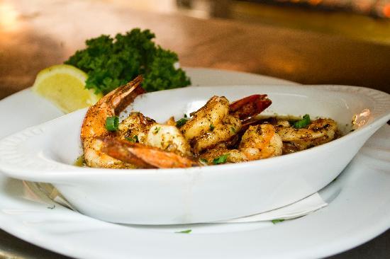 Louisiana Lagniappe Restaurant: BBQ Shrimp Appetizer