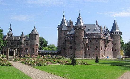 Haarzuilens, Nederland: kasteel de haar