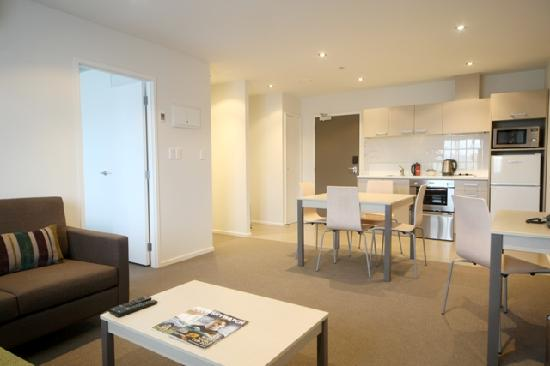 Quest Albany : Executive One Bedroom Apartment