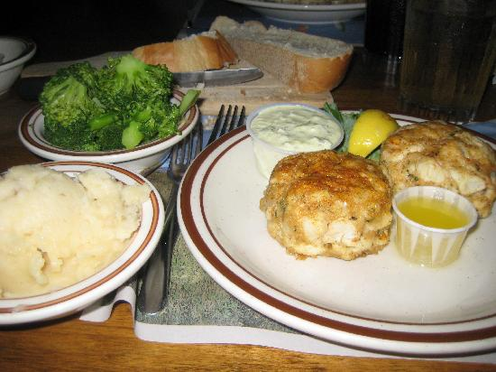 Cooper's Seafood House INC : Crab Cakes