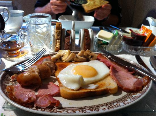 Glendale: A great Full Scottish Breakfast!