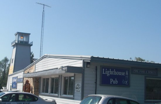 Lighthouse Pub: A nice place to eat