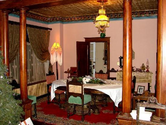 Alaska Heritage House : Breakfast Room