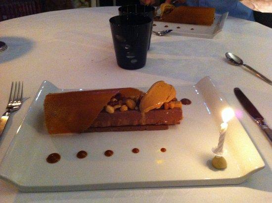 Anges & Demons : dessert