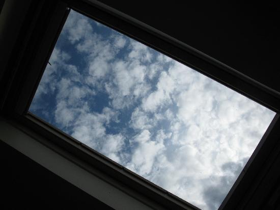 The Lodge, Doolin: Skylight