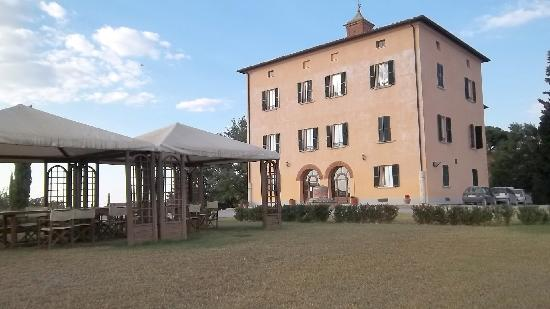 Relais Villa Grazianella - Fattoria del Cerro: Gazebo