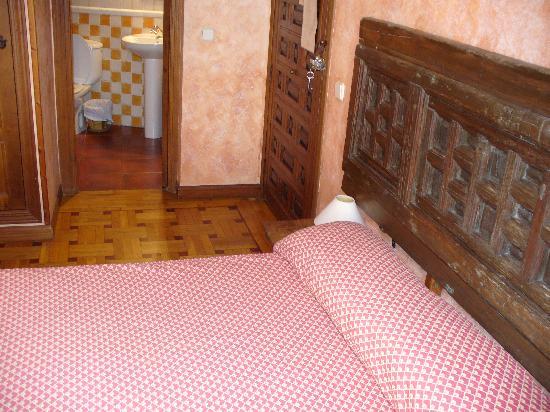 La Posada de Manolo: Hotel room