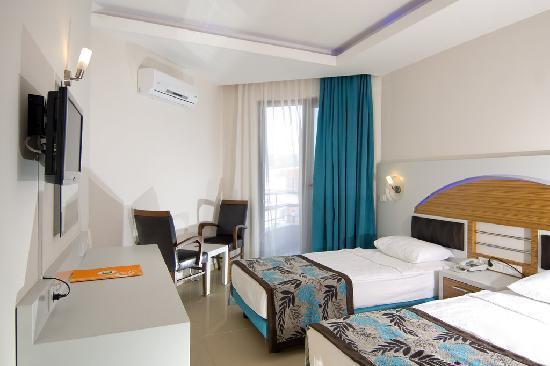 Gural : A standart room