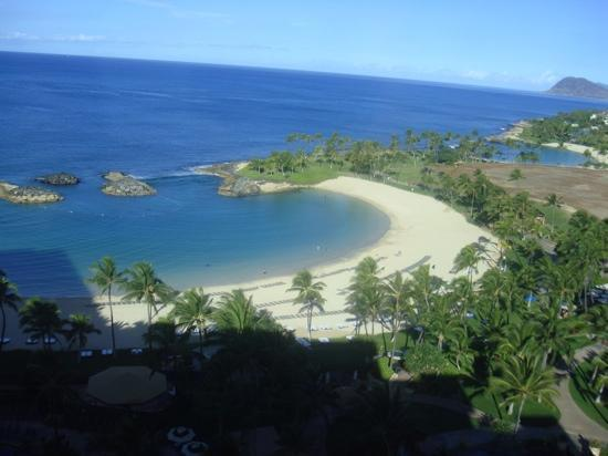 Marriott Ko Olina Beach Club: View from the penthouse suite.