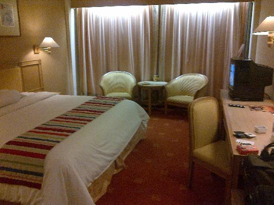 Tiara Medan Hotel & Convention Center: Spacious room
