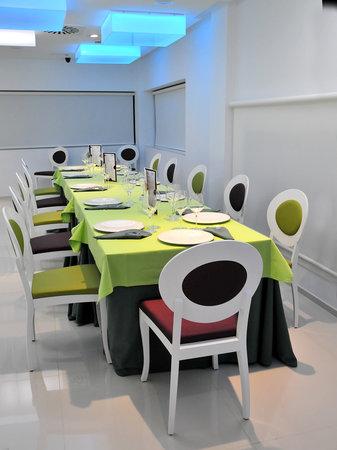 Ibi, Spain: Restaurante Hotel del Juguete