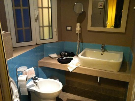 Hotel Colombo: bagno