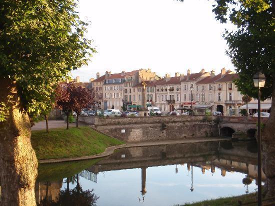 Hôtel Les Pages : Our view