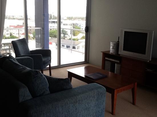 Pumicestone Blue Resort: Living Room