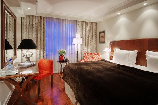 Sokos Hotel Olympia Garden: Superior room
