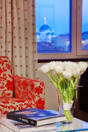 Sokos Hotel Olympia Garden: Junior Suite