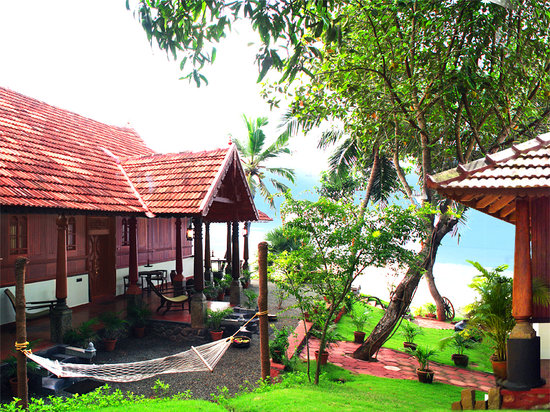 Chowara, Ινδία: Kerala Cottage