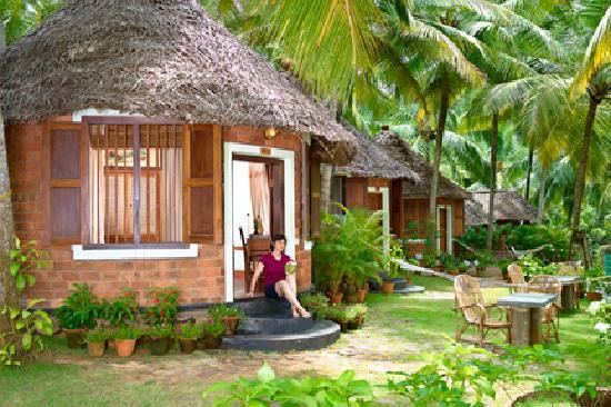 Manaltheeram Ayurveda Beach Village: Cottage