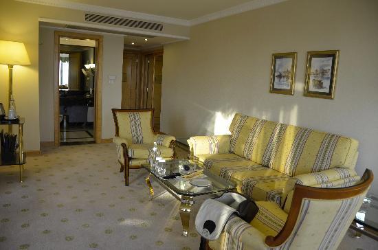 InterContinental Istanbul: suite3