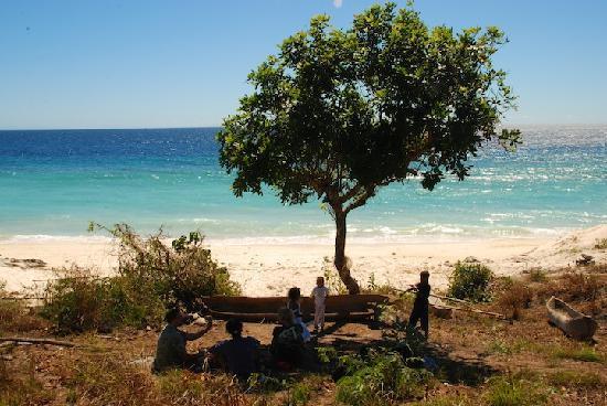 Sumba, Indonesia: Beach Oro