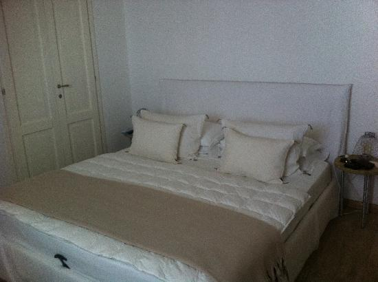 Cas'almare: Picture of our bed