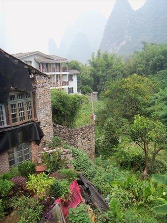 Guangxi Zhuang, Cina: old town